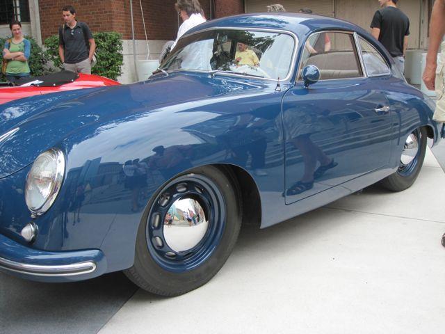 porsche 356 1953 front