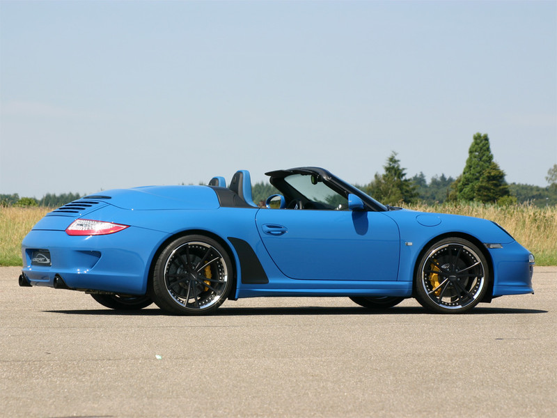 porsche 911 speedster kit side
