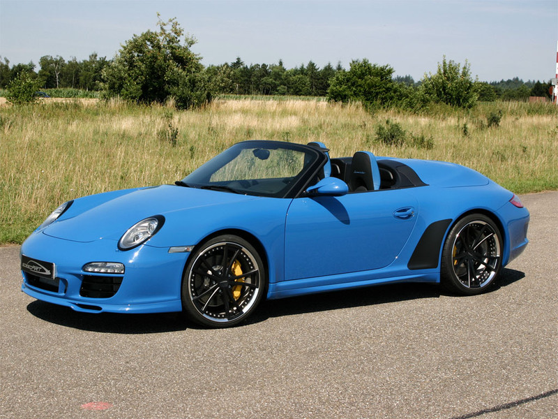 porsche 911 speedster kit