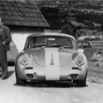 Ferry Porsche Pictured With A 356 Outlaw???!!!