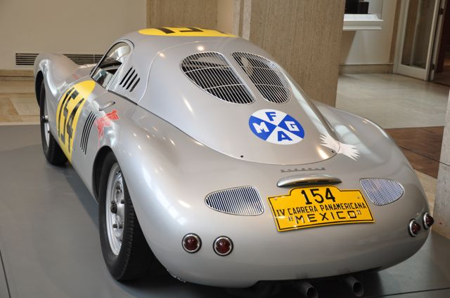 porsche 550-01 prototype