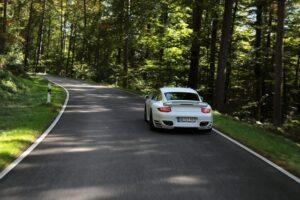 techart porsche 911 turbo power kit
