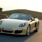 Porsche Announces a Freshend Up Boxster
