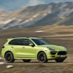 New Porsche Cayenne GTS Announced
