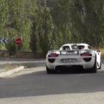 Porsche 918 – In The Wild!