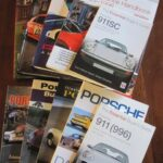 Win A Porsche Library Courtesy of Motorbooks