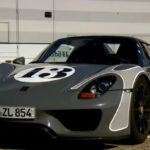 Porsche 918 Spyder Inside & Out Video