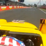 Video of a Porsche RS Spyder Lapping Bathurst at Speed