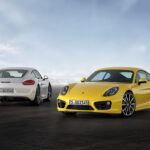 Porsche Unveils the New Cayman