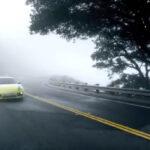 Porsche Cayman Video Screen