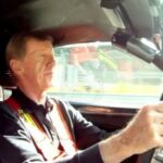 Walter Röhrl Puts The 918 Spyder Through It's Paces At The Nürburgring