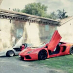 Take 2 – Lamborghini Countach vs. Lamborghini Aventador