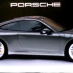 Porsche 911 Backdrop Video