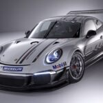 New Porsche 911 GT3 Cup (Type 991) Feature Site
