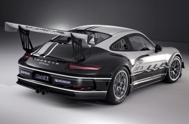 Porsche 911 GT3 Cup Type 991 Rear