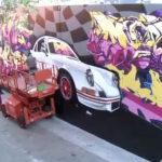 Porsche Art Video