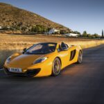 McLaren 12C Spider Debut