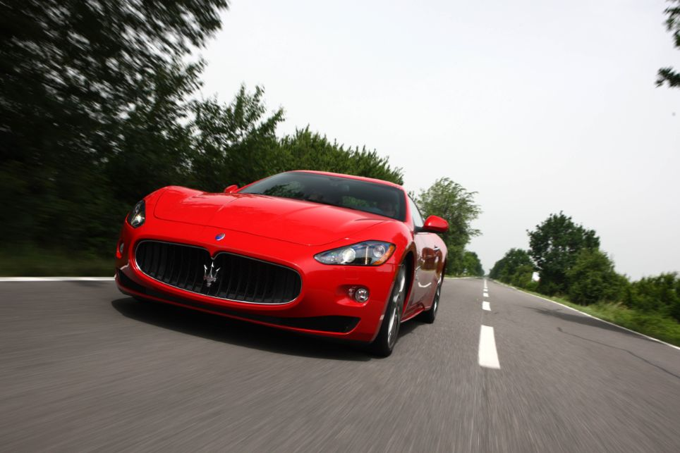 Maserati Italian Lifestyle Experience