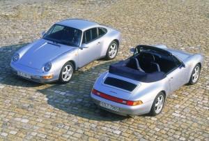 Porsche 911 993 1994