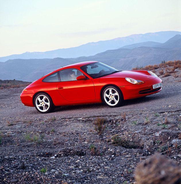 1995 Porsche 911 Exterior: The Porsche 911 Turns 50
