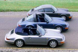 Porsche 911 Group 1990