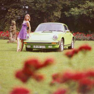 Porsche 911S 2.7 Coupe