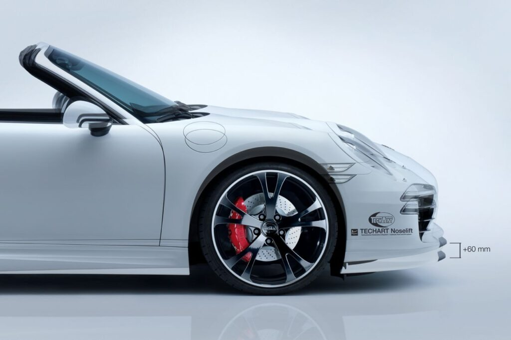 TECHART Porsche 911 Noselift
