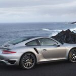 New Porsche 911 Turbo S In The Wild
