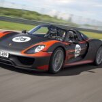 Porsche Adds A Little Web To The Porsche 918 Spyder