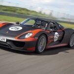 Porsche Adds A Little Web To The Porsche 918 Spyder
