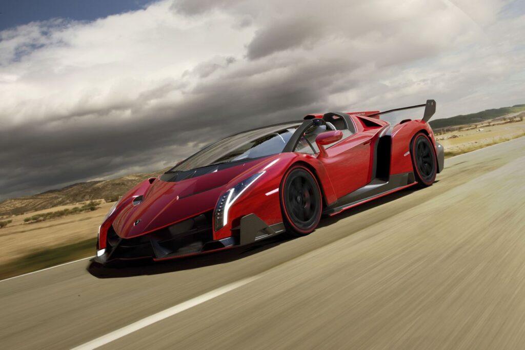 Lamborghini-Veneno-Roadster-Front