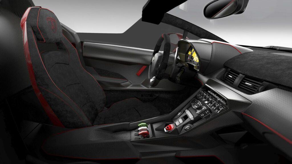 Lamborghini-Veneno-Roadster-Interior