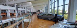 Lamborghini Museum Inside Look