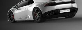 Lamborghini Huracán Rear