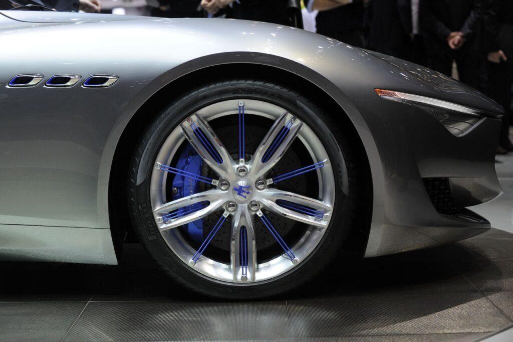 Maserati Alfieri Concept Wheel