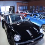 Magnus Walker Garage Tour