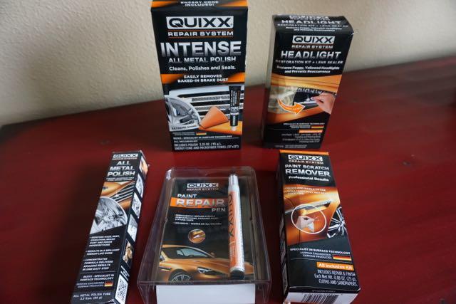 Quixx Repair System