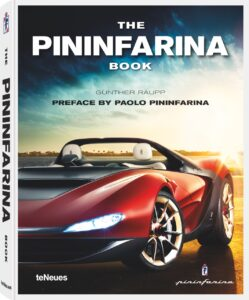 © The Pininfarina Book, Günther Raupp, published by teNeues, www.teneues.com. Photo © G. Raupp