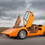 Lamborghini's Superest in Lamborghini Supercars 50 Years