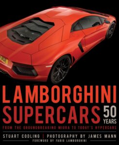 Lamborghini Supercars 50 Years